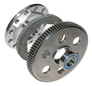 New Axial AX10 Scorpion Hardened Alum Diff Gear by Robinson Racing