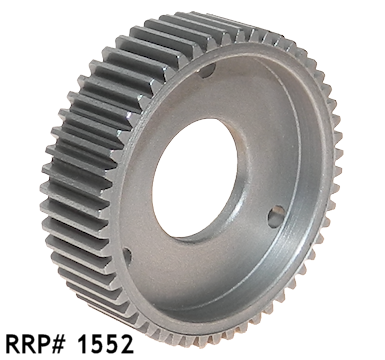 AXIAL WRAITH HARDENED STEEL BOTTOM DIFF GEAR