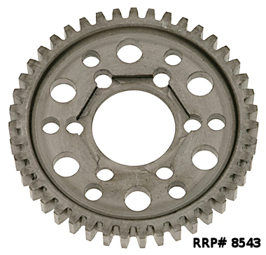 T-Maxx / 2.5 Maxx Hardened Steel First Gear Only